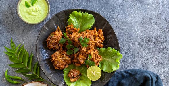 Indian Snacks - Pakoras