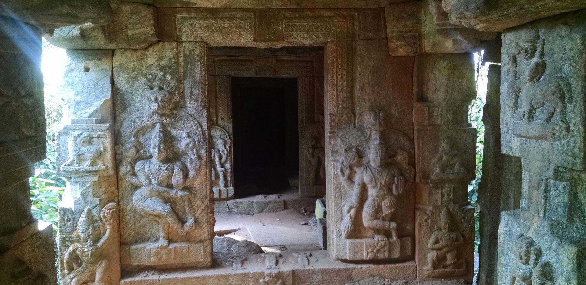 Jain temple in Wayanad