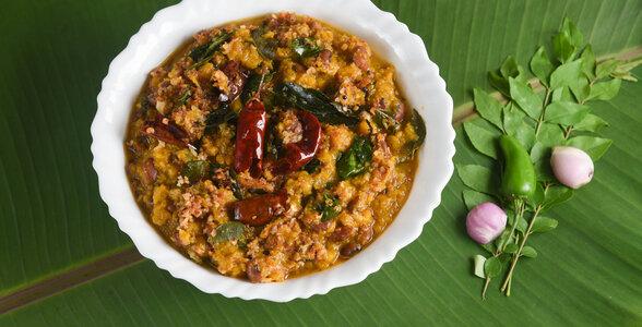 Kerala Cuisine - Erissery