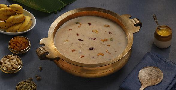 Kerala Cuisine - Palada Payasam