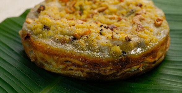 Kerala Cuisine - Chatti Pathiri