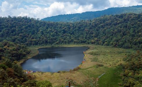 Places to Visit Sikkim - Khecheoplari Lake