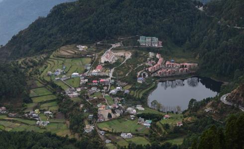 Places to Visit Nainital - Land's End