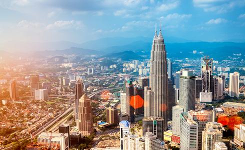 Places to Visit Kuala Lumpur - Petronas Towers