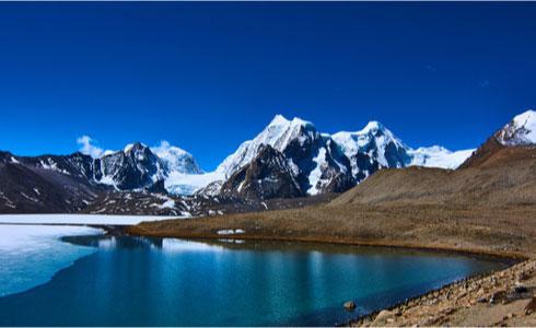 Lake Gurudongmar Sikkim