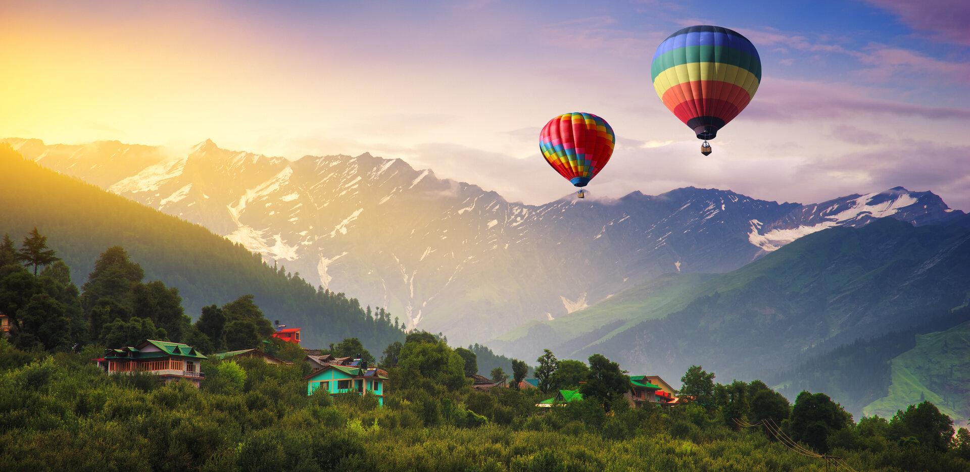 Discover Himachal Pradesh