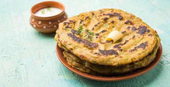 Maharashtrian Dishes - Thalipeeth