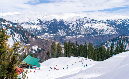 Summer Vacation in India - Manali