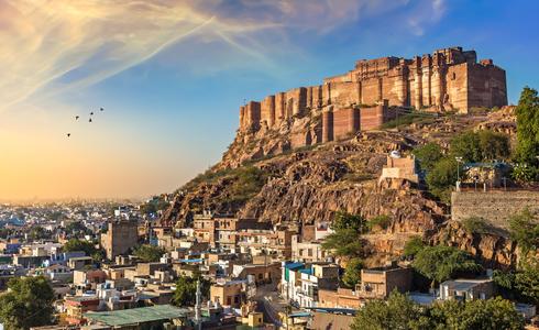 Places to Visit Rajasthan - Mehrangarh Fort