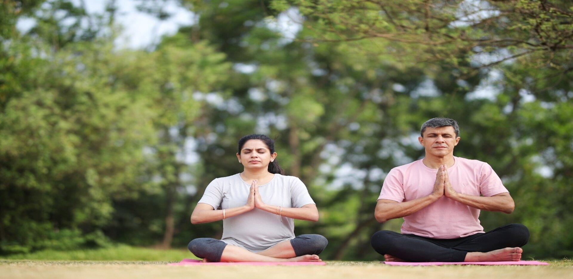 Mental Health Yoga Asanas