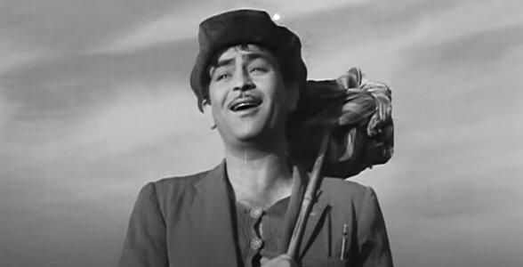 Mera Joota Hai Japaani (Shree 420, 1956)