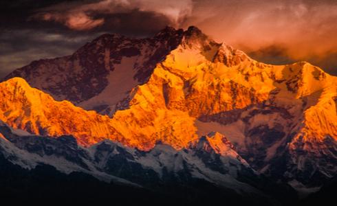Places to Visit Gangtok- Kanchenjunga