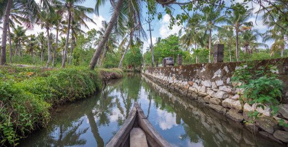 Munroe Island-Enchanting Backwaters