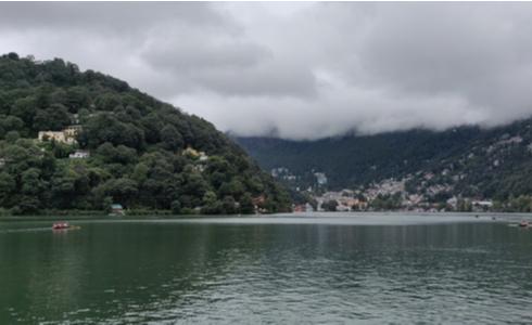 Places to Visit Nainital - Naini Lake