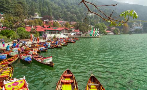 Places to Visit Uttarakhand - Nainital