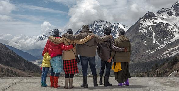 Namchi, Sikkim