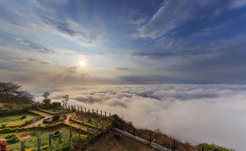 Places to Visit in Bangalore - Nandi Hills