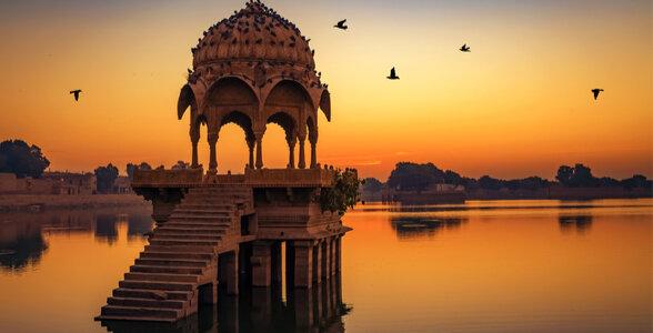 New Delhi to Rajasthan
