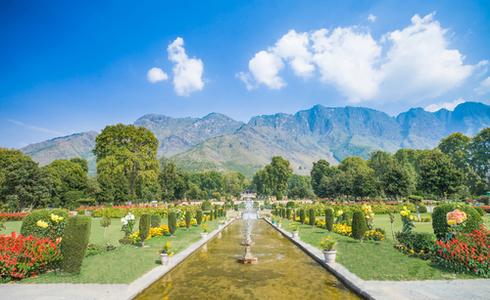 Places to Visit Srinagar - Nishant Bagh