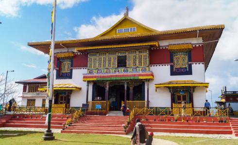 Places to Visit Sikkim - Yuksom