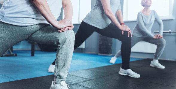 Physical Activities for Seniors - Balance