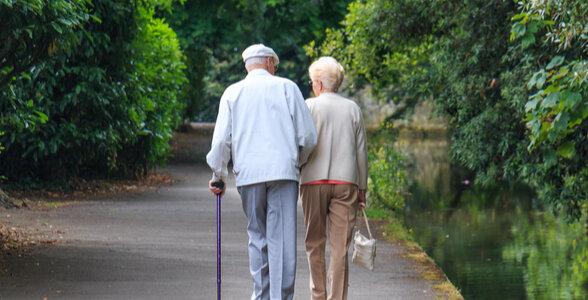 Physical Activities for Seniors - Endurance