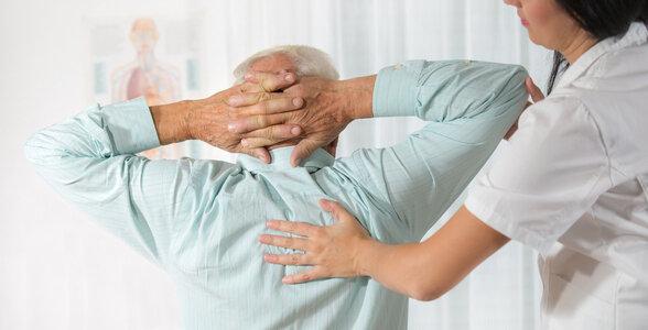 Physical Activities for Seniors - Flexibility