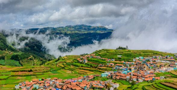 Places to visit in India - Ooty Tamil Nadu