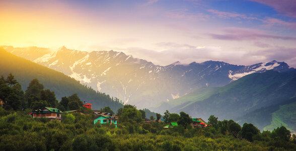 Places to visit in India - Manali Himachal Pradesh