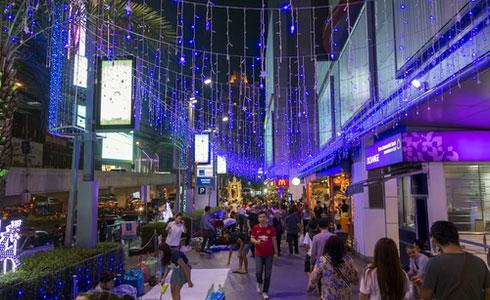 Platinum Shopping Mall Bangkok