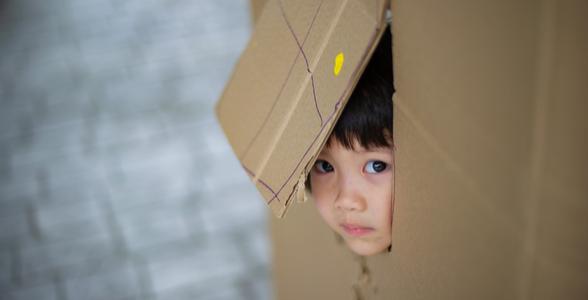 Kids Activities - Play Hide and Seek