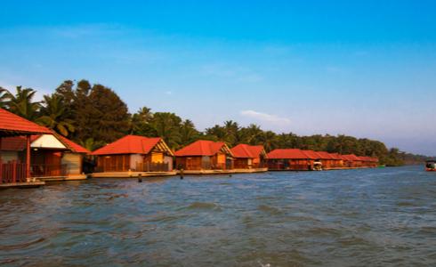 POOVAR Club Mahindra Resort