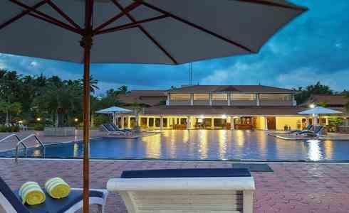 Club Mahindra Poovar Resort, Thiruvananthapuram