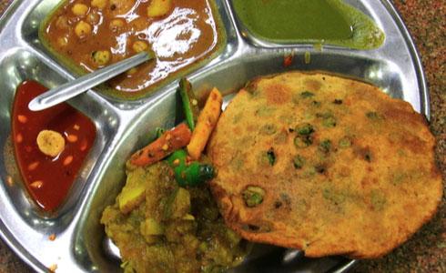 Paratha Wali Galli Delhi
