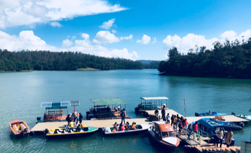 Summer Vacation in India - Ooty