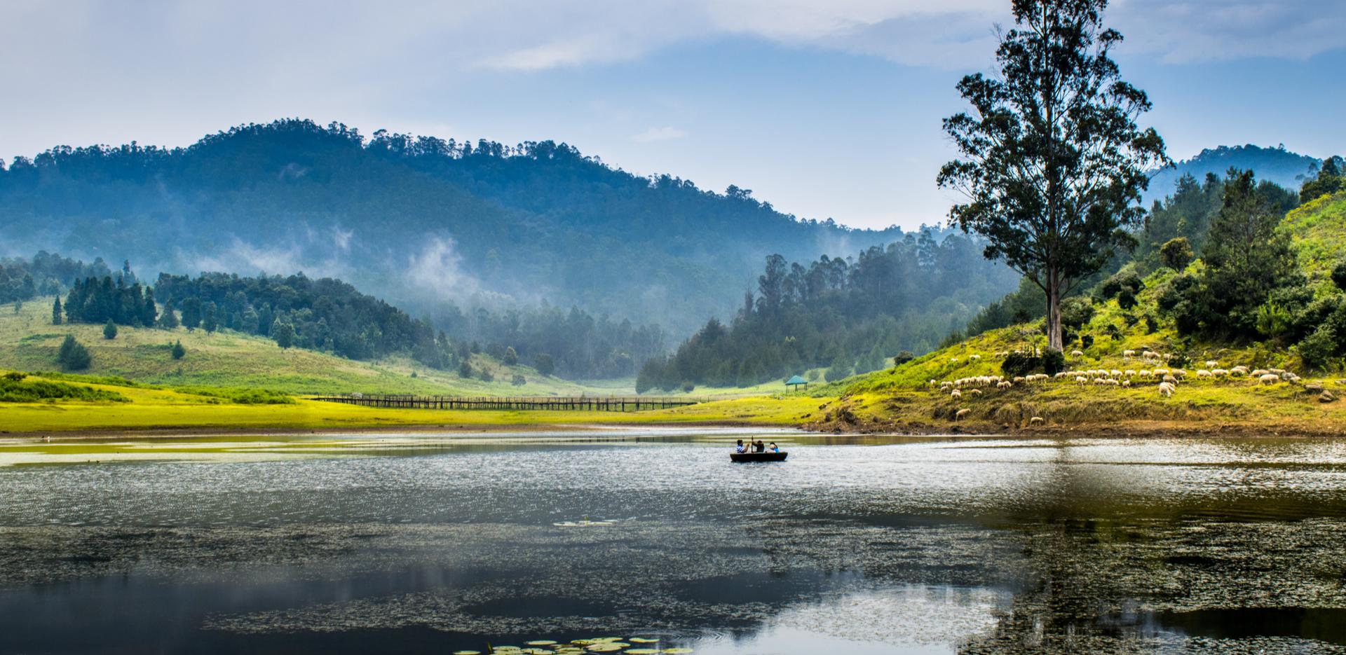 Best Resort in Kodaikanal - Club Mahindra