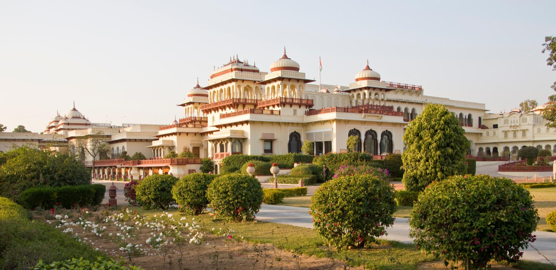 Resort in Jaipur