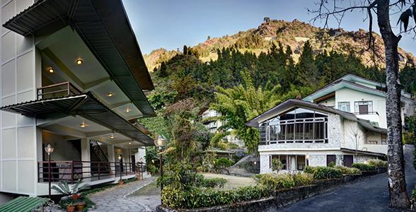 Resorts in Sikkim