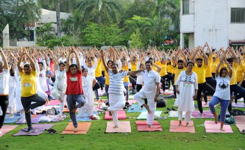 Yoga Center at Mumbai