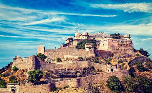 Kumbhalgarh Fort Palace