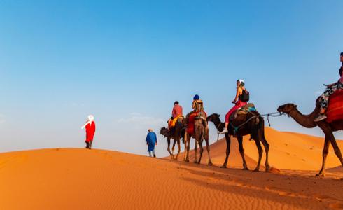 Desert safari at Osian – Jodhpur