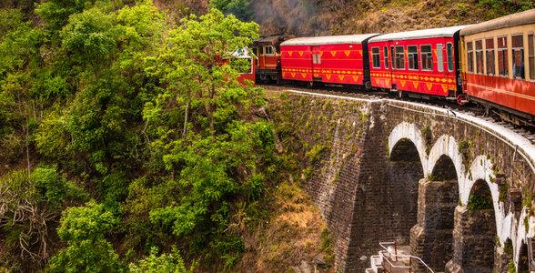 Shimla Toy Train - Discover Himachal Pradesh