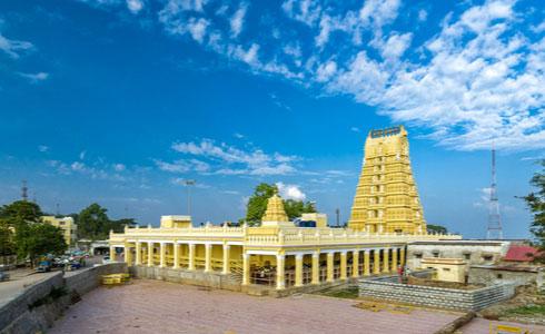 Shri Chamundeshwari Temple in Mysore
