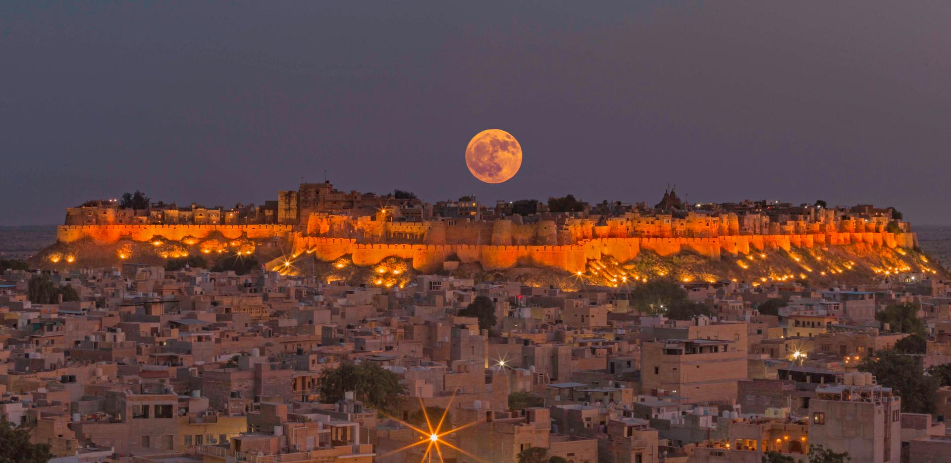 Jaisalmer the Golden City