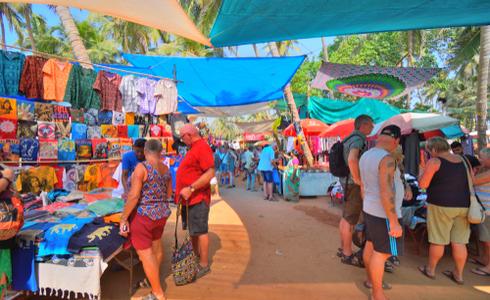 Anjuna Flea Market