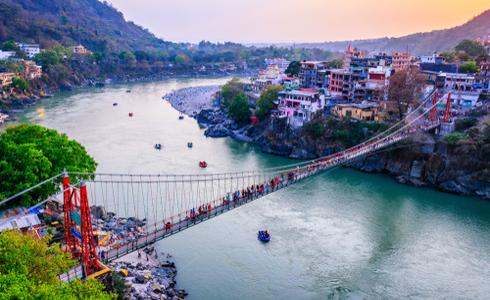 Rishikesh City, Uttarakhand