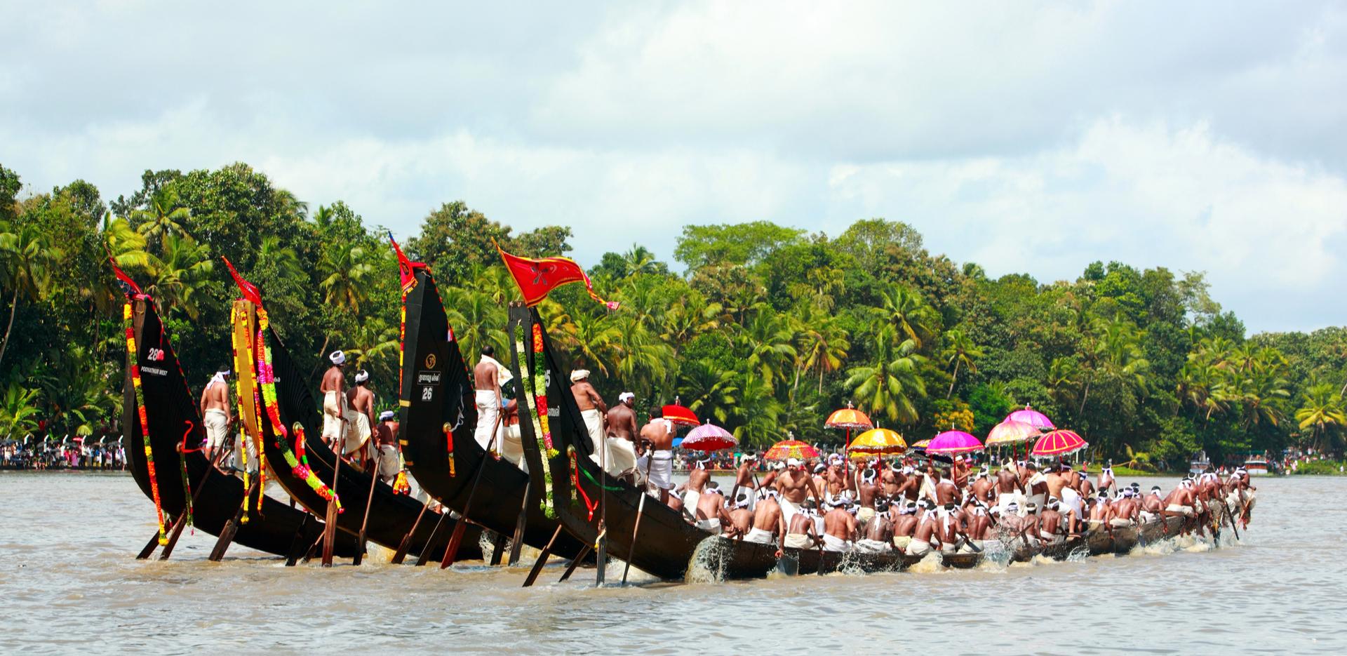 Boat Races, Kerala