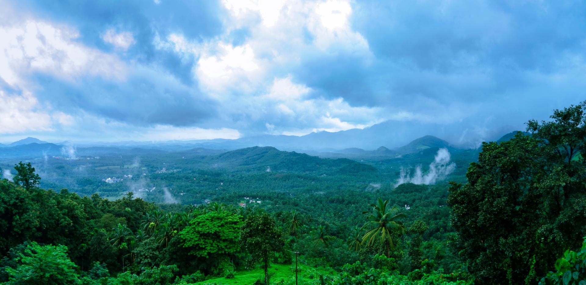 Wayanad Hills Kerala