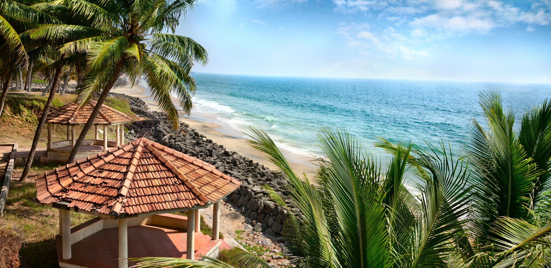 Kerala Resort View