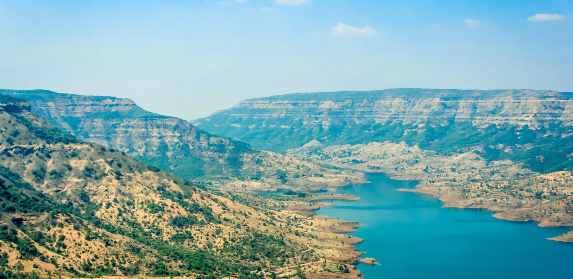 Mahabaleshwar Valley